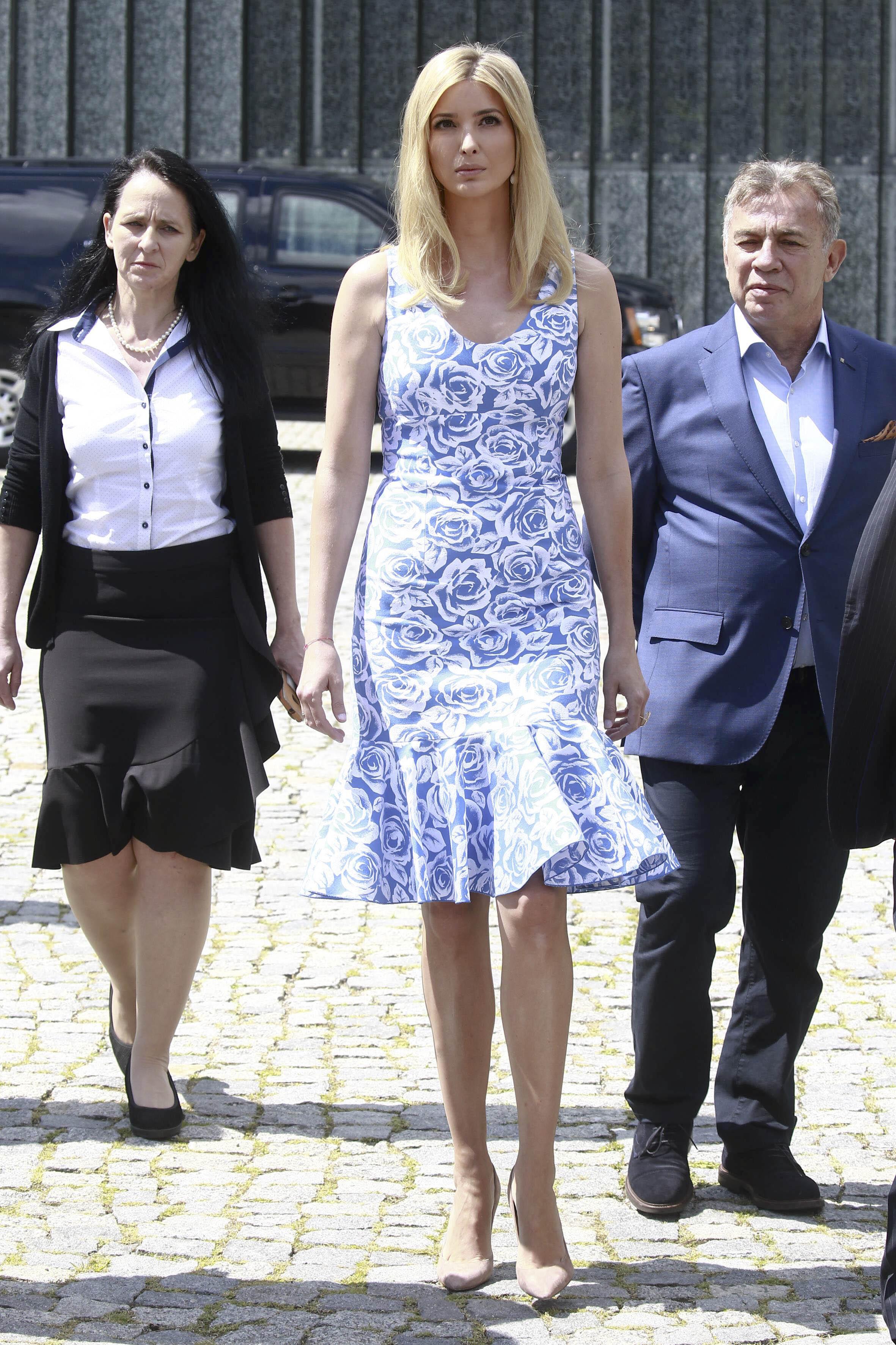 Ivanka Trump, looks, style, estilo, polonia