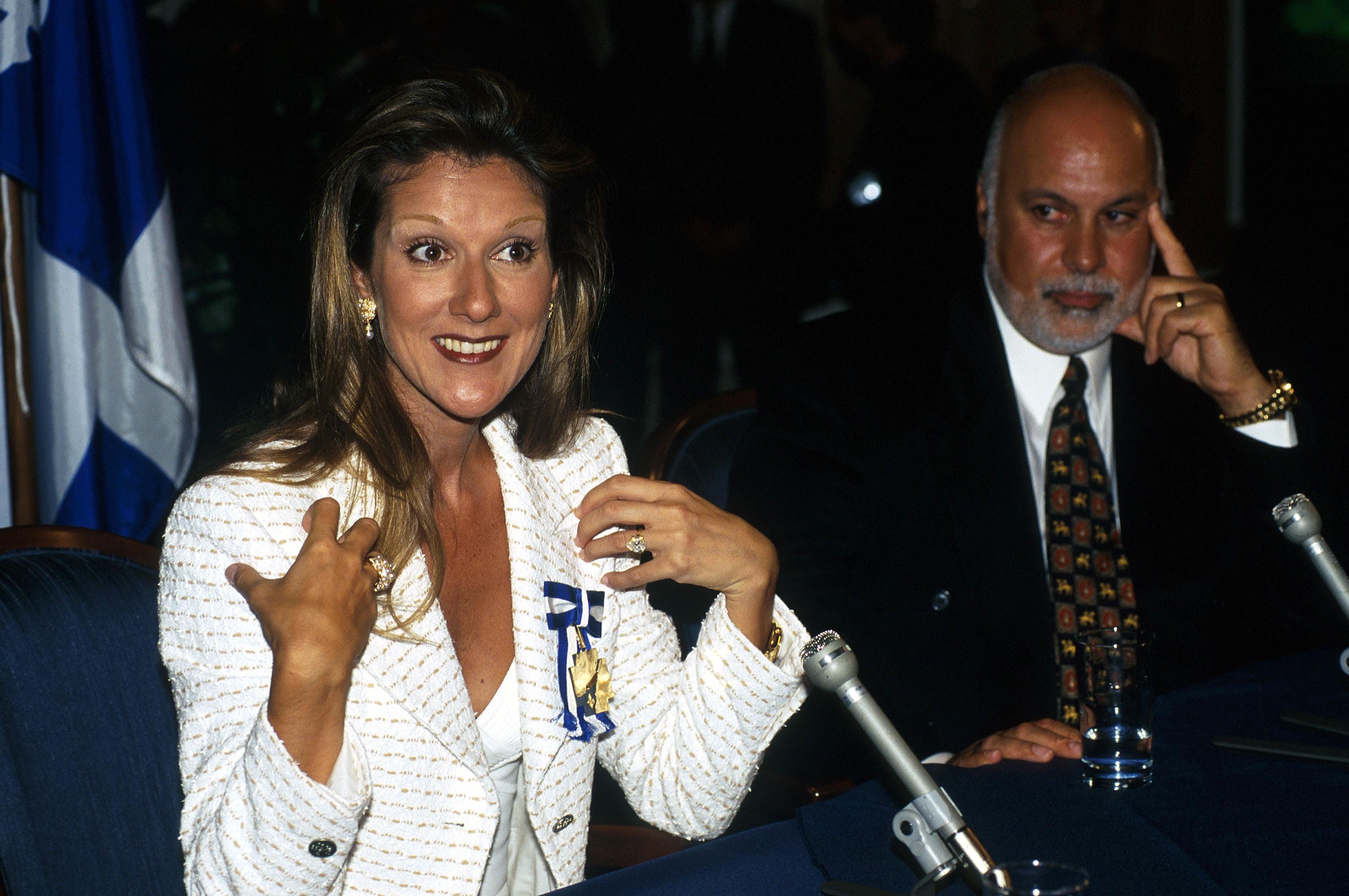 Celine Dion, 1998