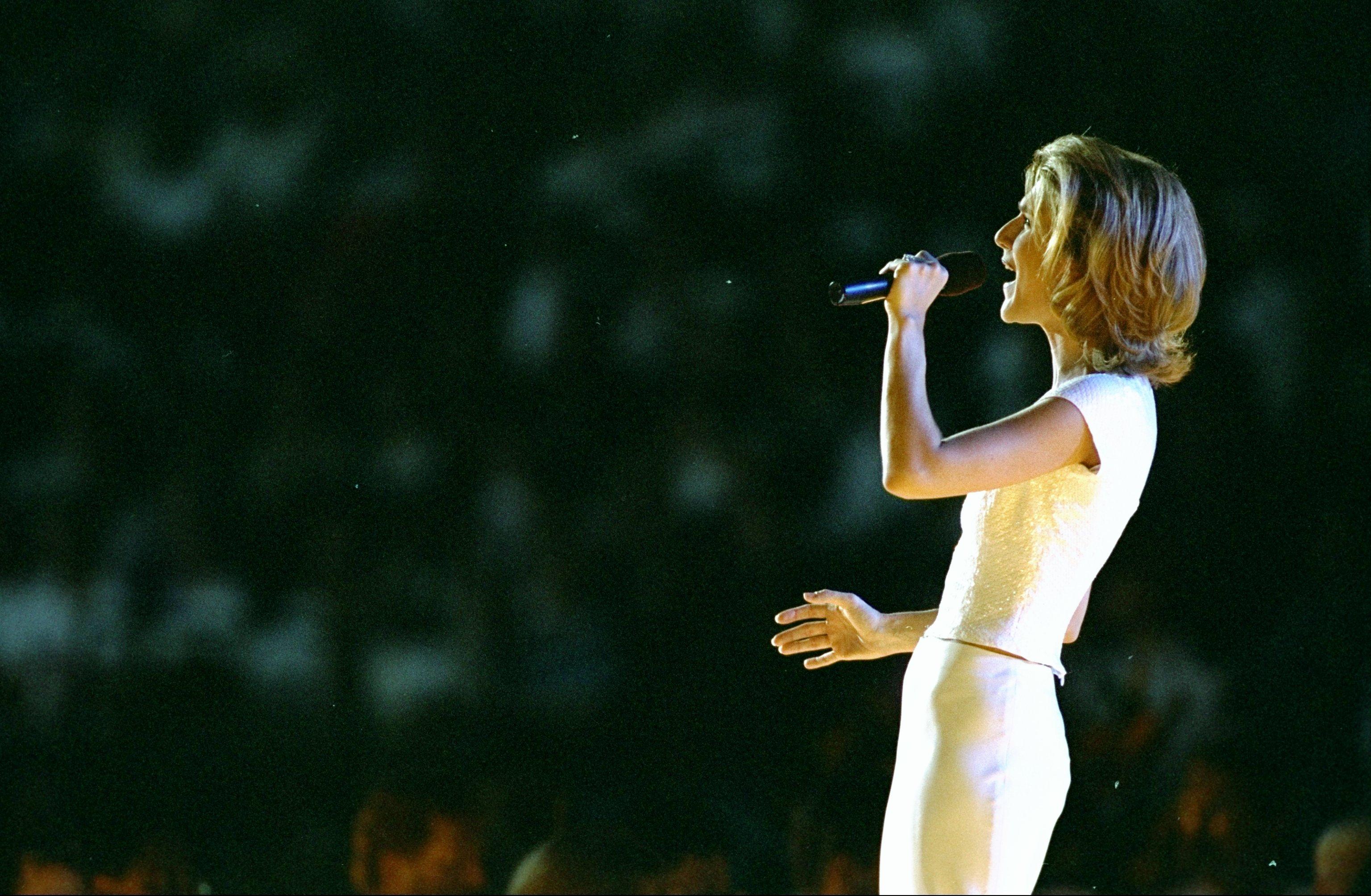 Celine Dion, 1996