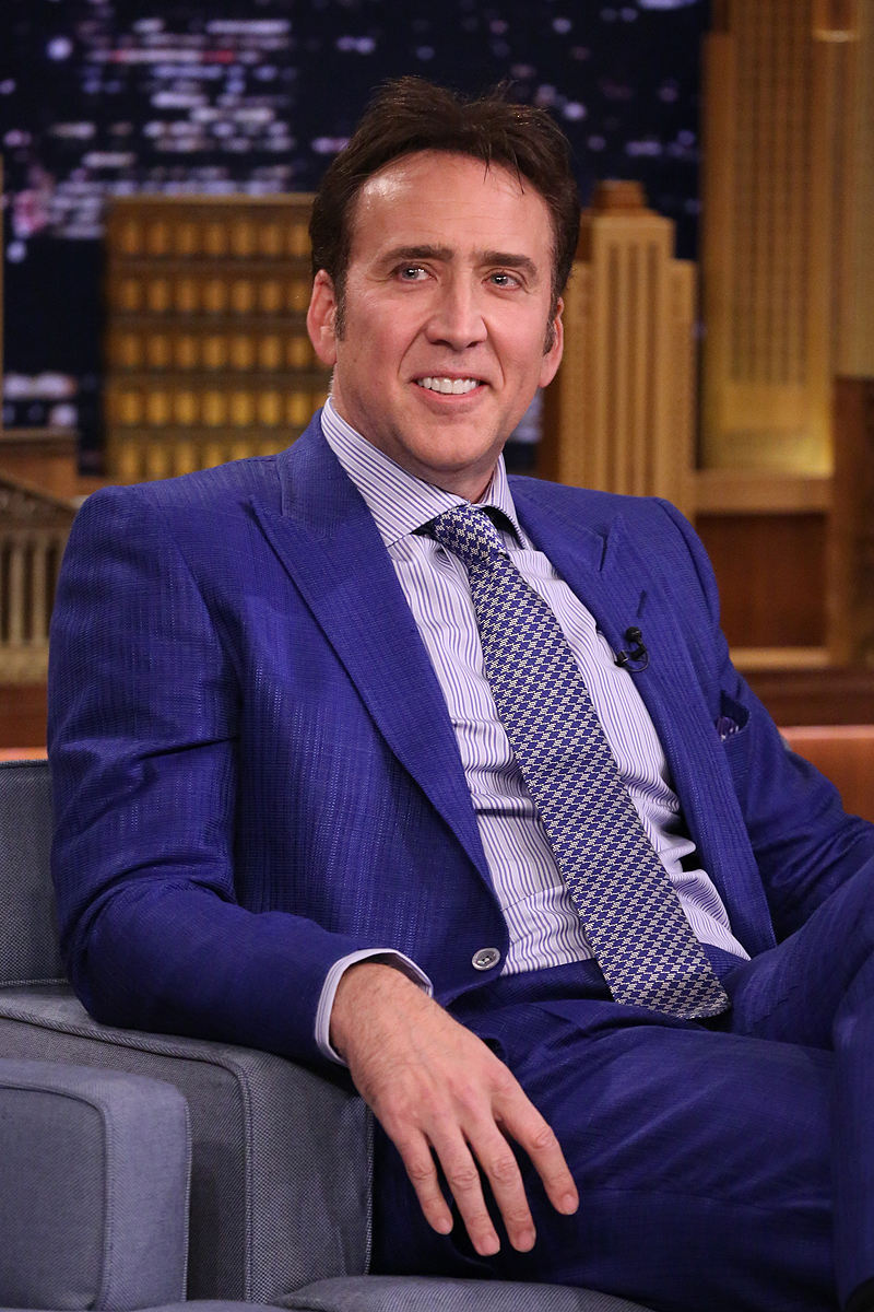 Bancarrota, Nicolas Cage