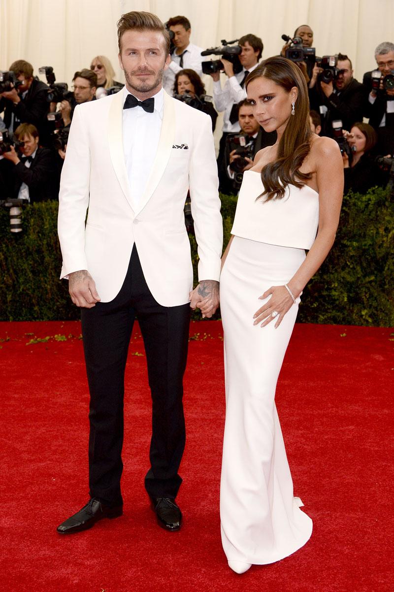 Parejas poderosas, David & Victoria Beckham
