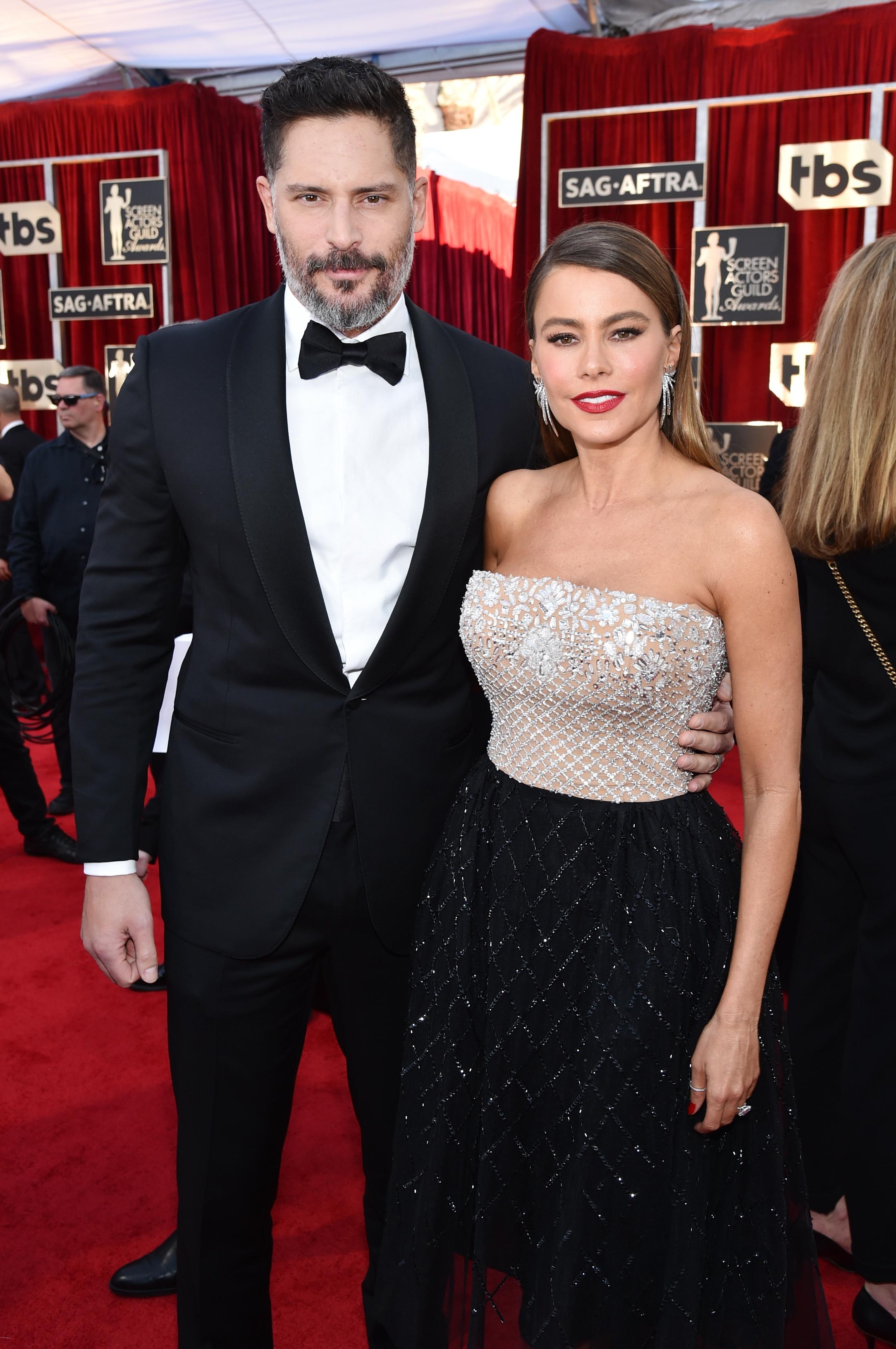 Joe Manganiello y Sofia Vergara