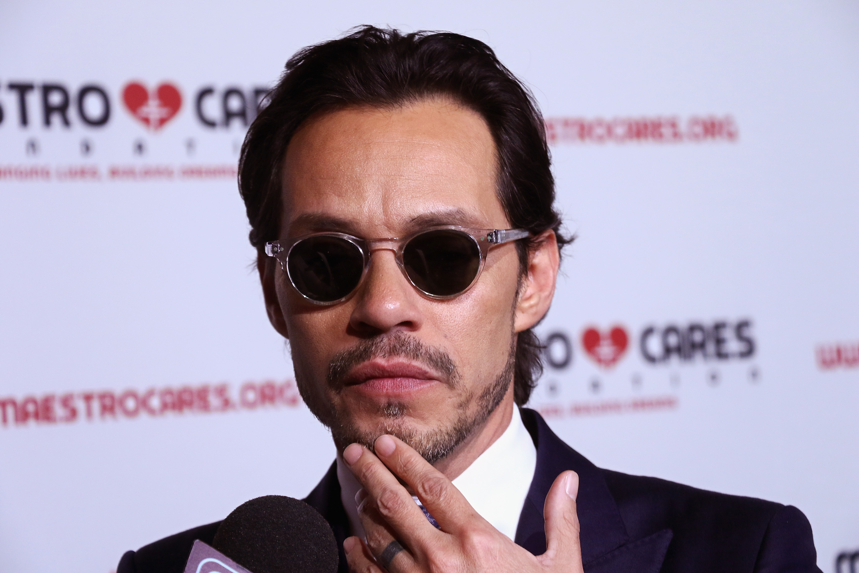 Marc Anthony, mother, death, Puerto Rico