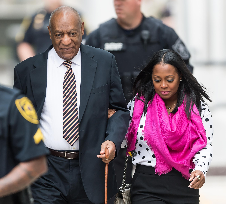 Bill Cosby y Keshia Knight Pulliam