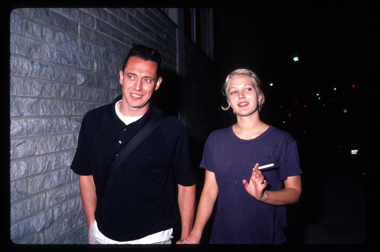 Drew Barrymore, Jeremy Thomas