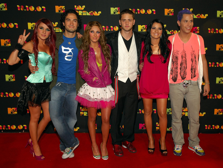Los Premios MTV Latin America 2007 - Arrivals