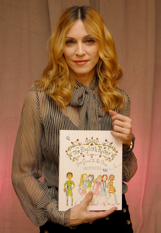 Madonna, The English Roses