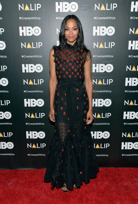 Zoe Saldana, looks, style, estilo