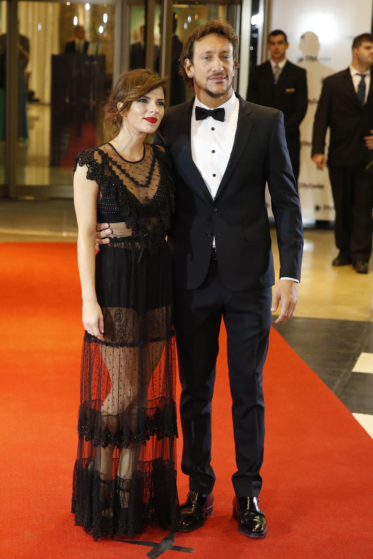 Nicolas Vazquez y Gimena Accardi