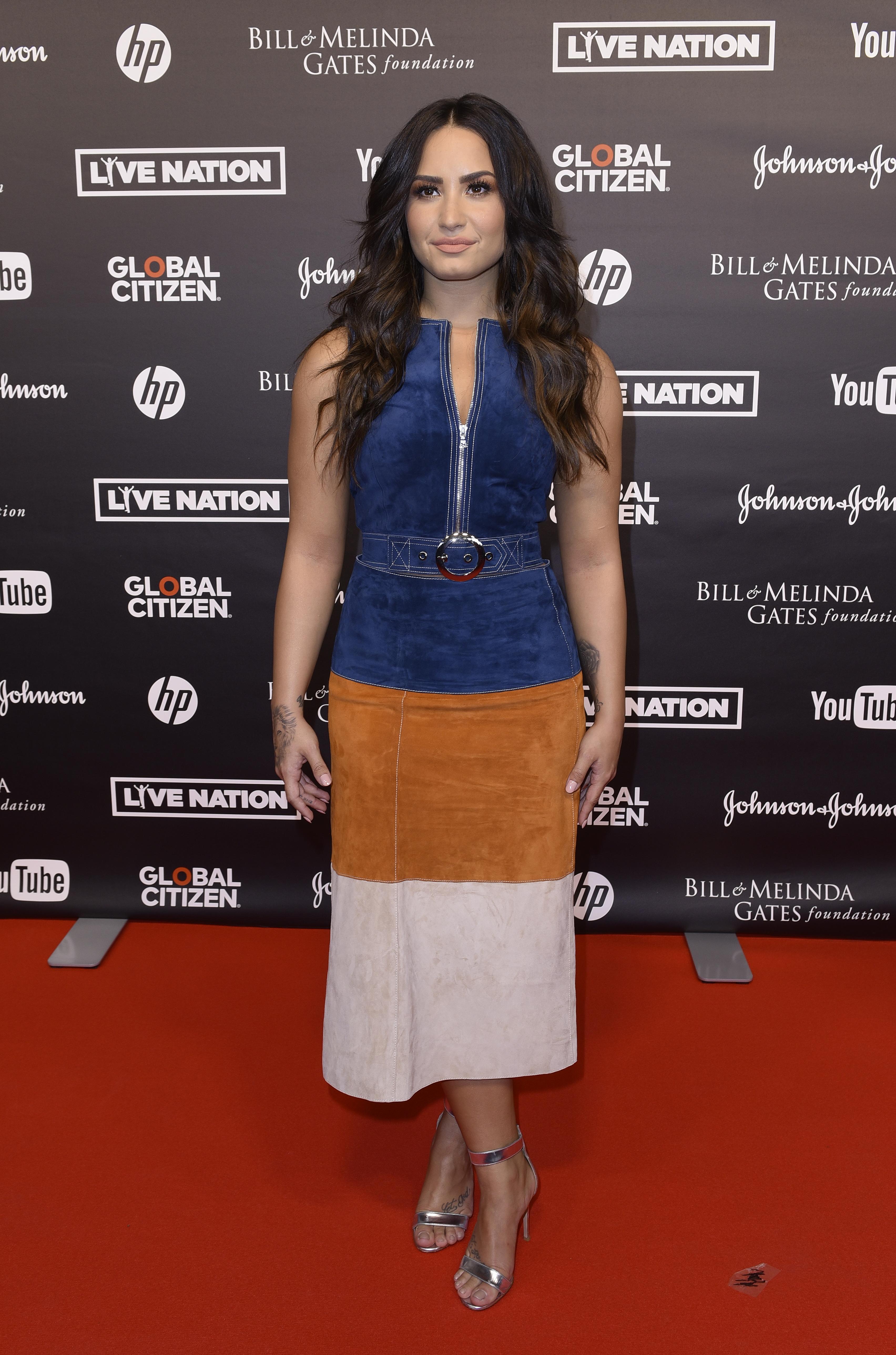 Demi Lovato, estilo, style, looks