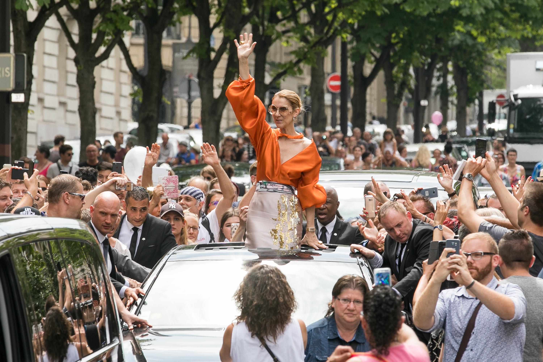 Celine Dion, 2017
