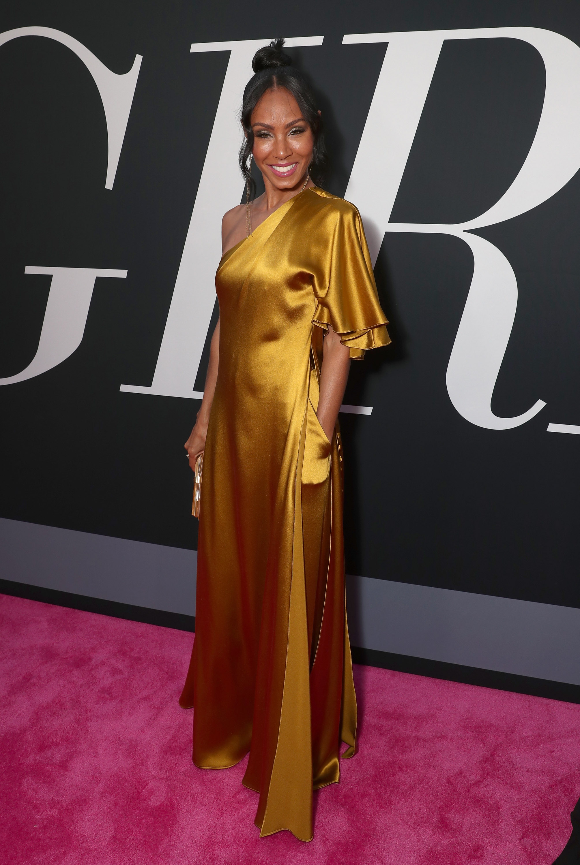 Jada Pinkett Smith, looks, girls trip, premier, style, estilo