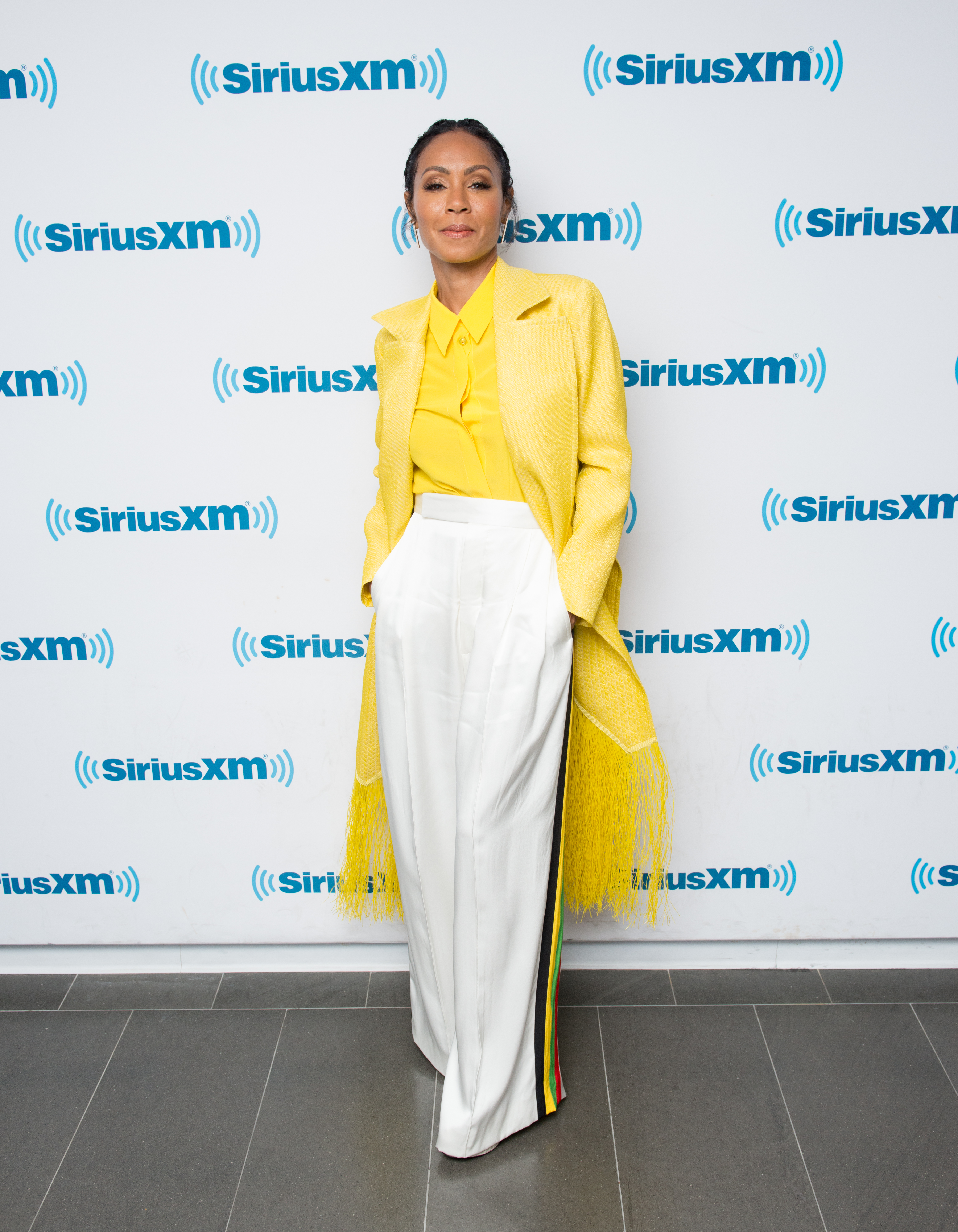 Celebrities Visit SiriusXM - July 19, 2017