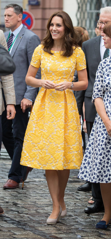 Kate Middleton, looks, estilo, alemania, tour,