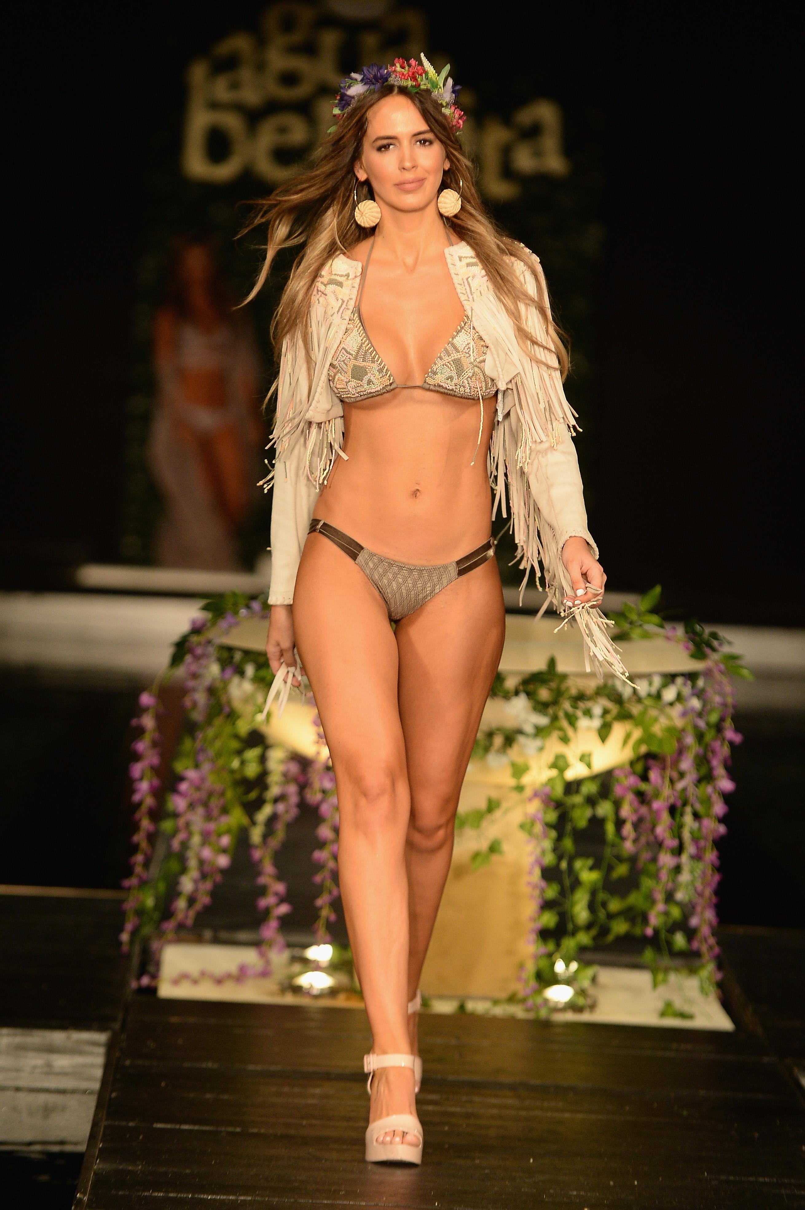 Shannon de Lima, bañador, bikini, pasarela, sexy, foto