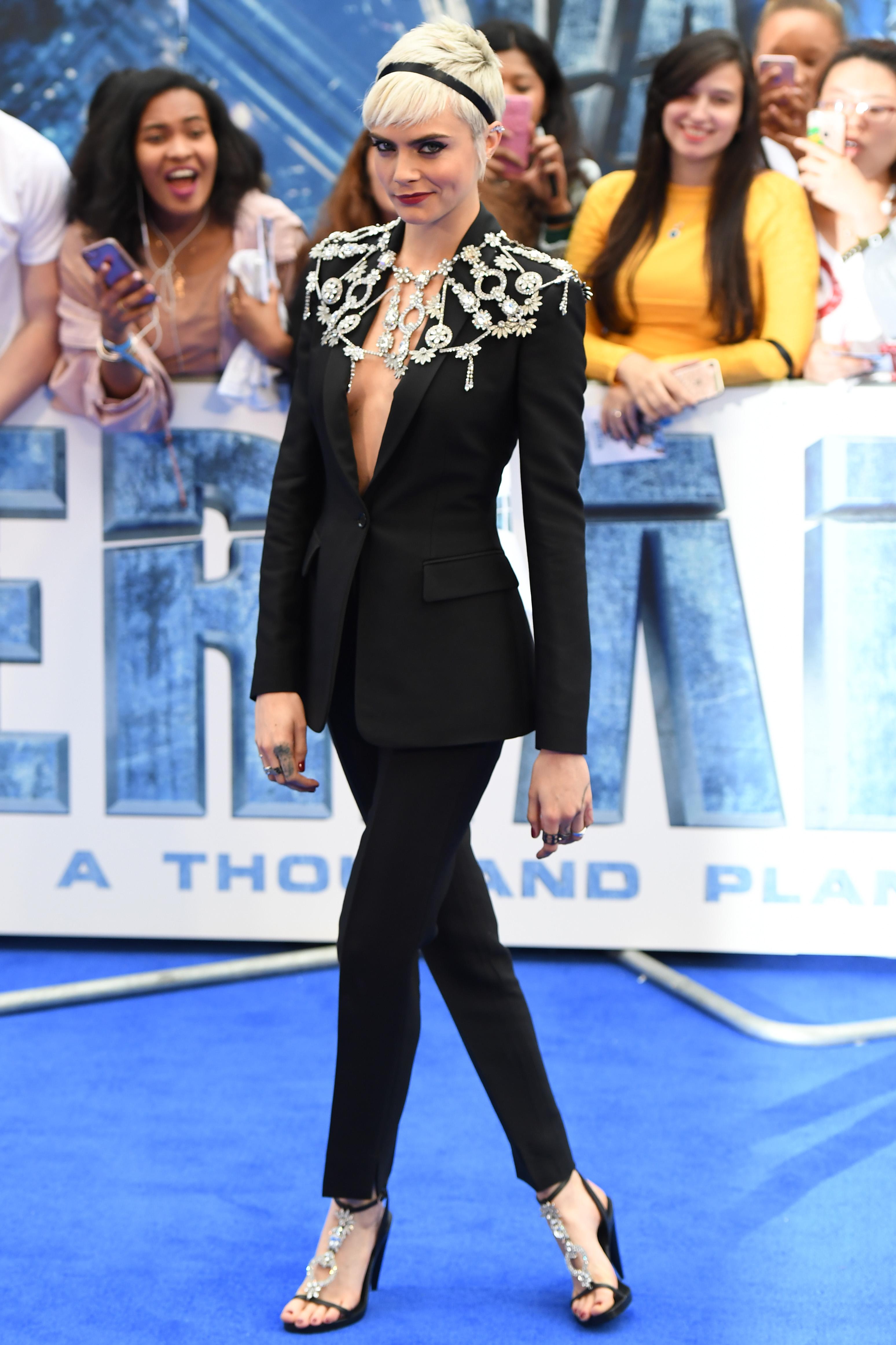 Cara Delevingne, looks, premier, style, estilo