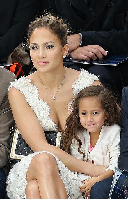 Semana de la Moda de París, Jennifer Lopez