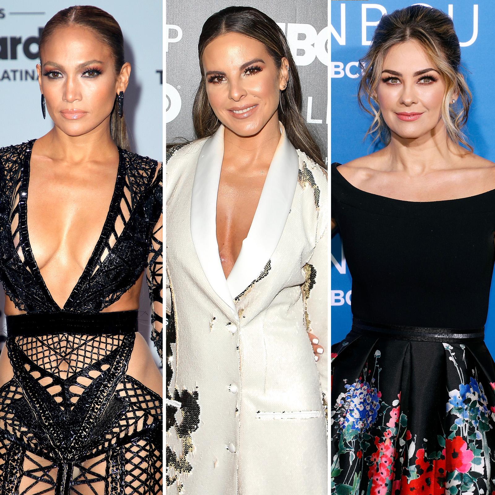 Jennifer Lopez, Kate del Castillo, Aracely Arambula