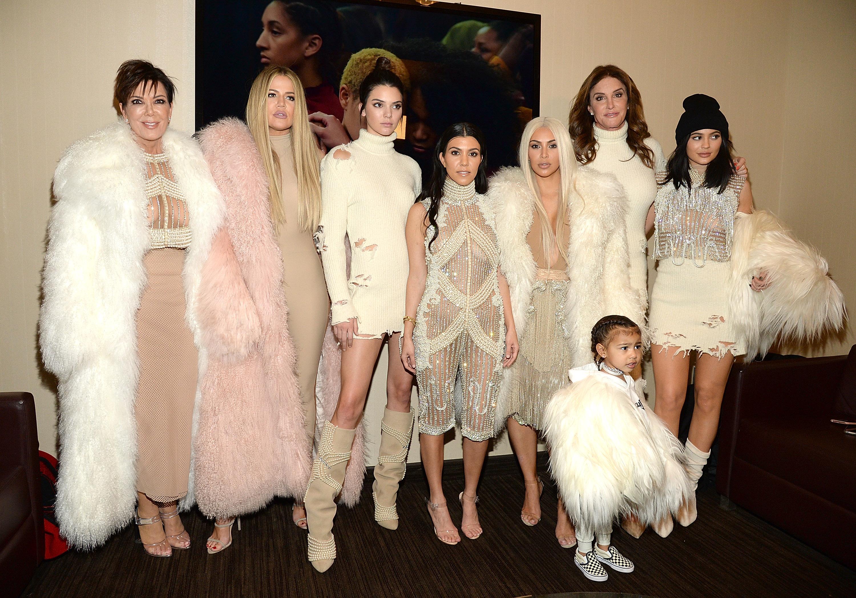 Familia Kardashian Jenner