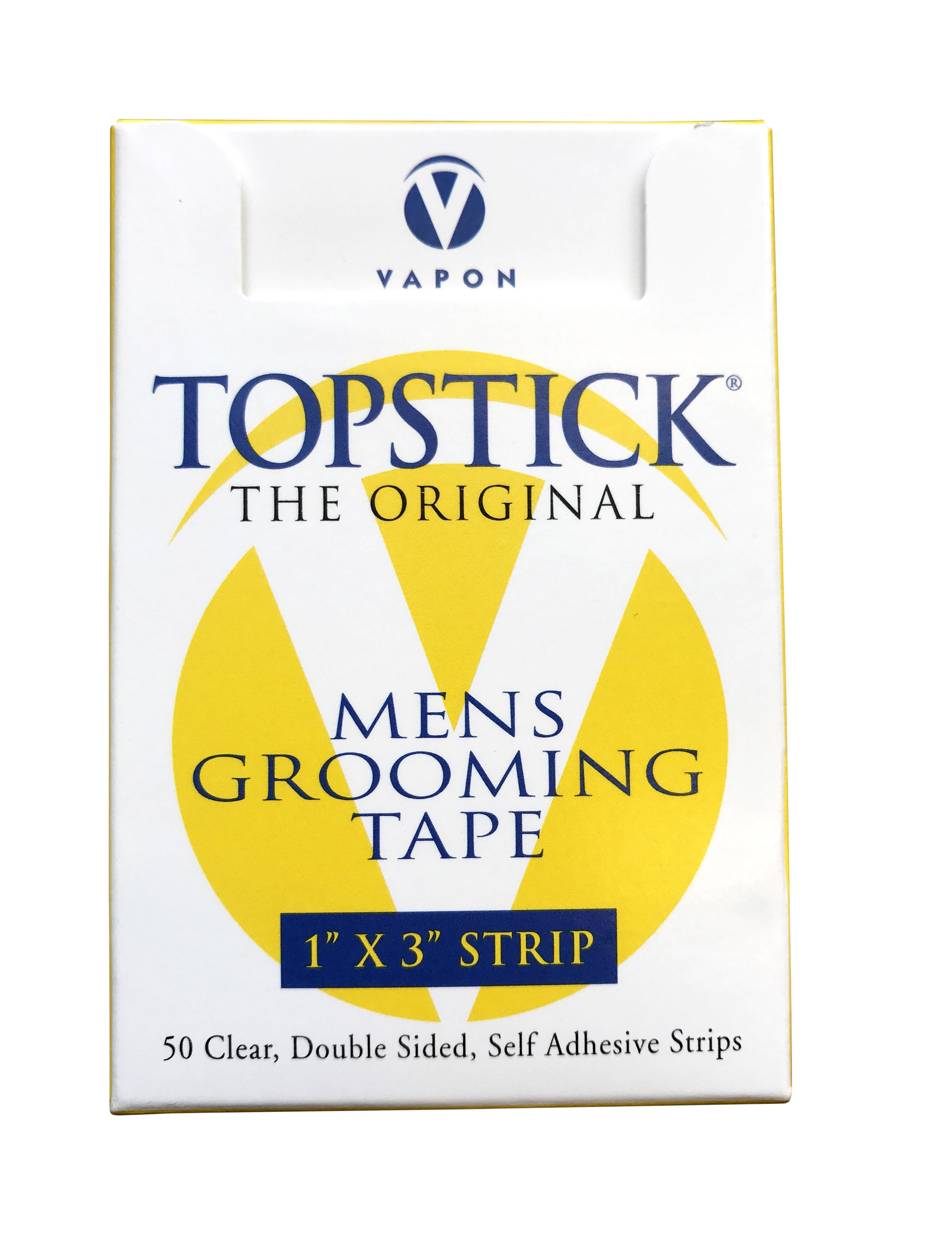 Topstick Mens Grooming Tape, soluciones, moda