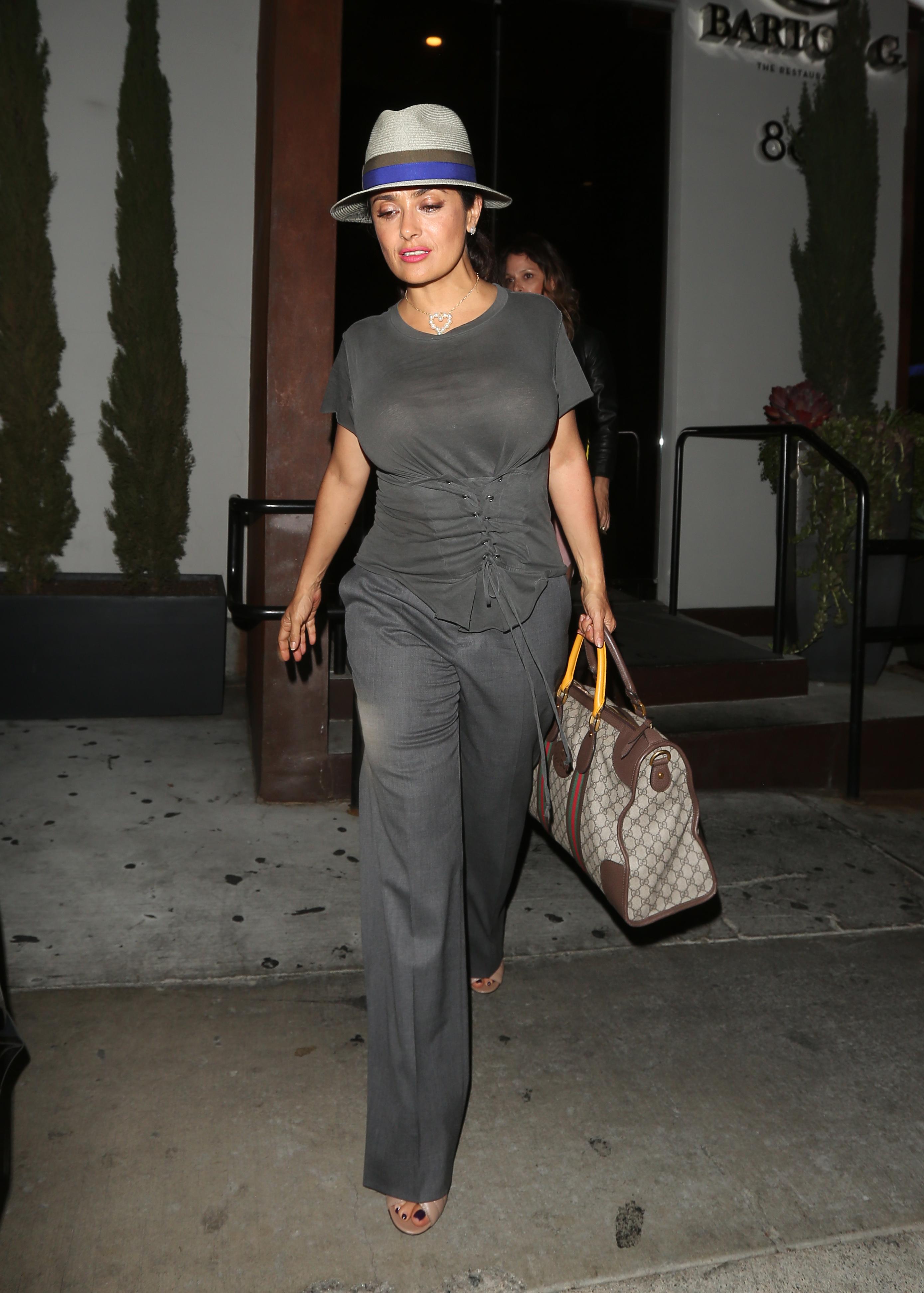 Salma Hayek, looks, moda, estilo, style