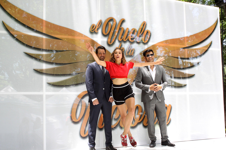 Paulina Goto, Mane de la Parra, Andrés Palacios