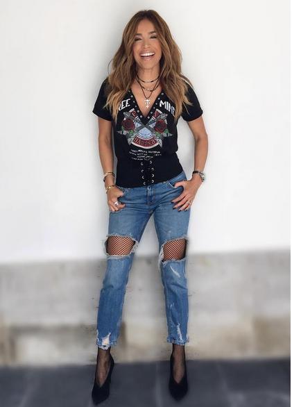 Karla Martinez, looks, estilo