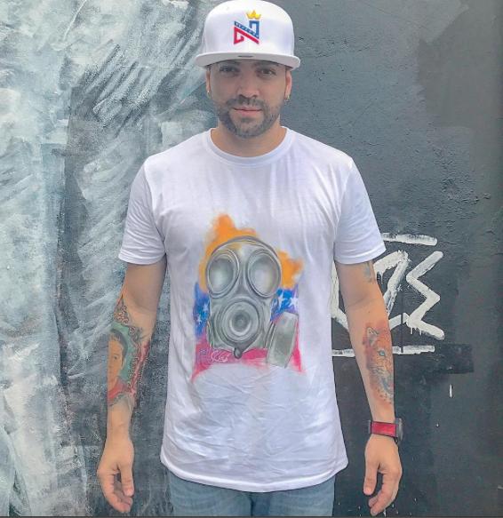 Nacho Mendoza, voto plebiscito Venezuela