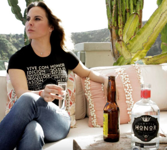 Kate del Castillo, Honor