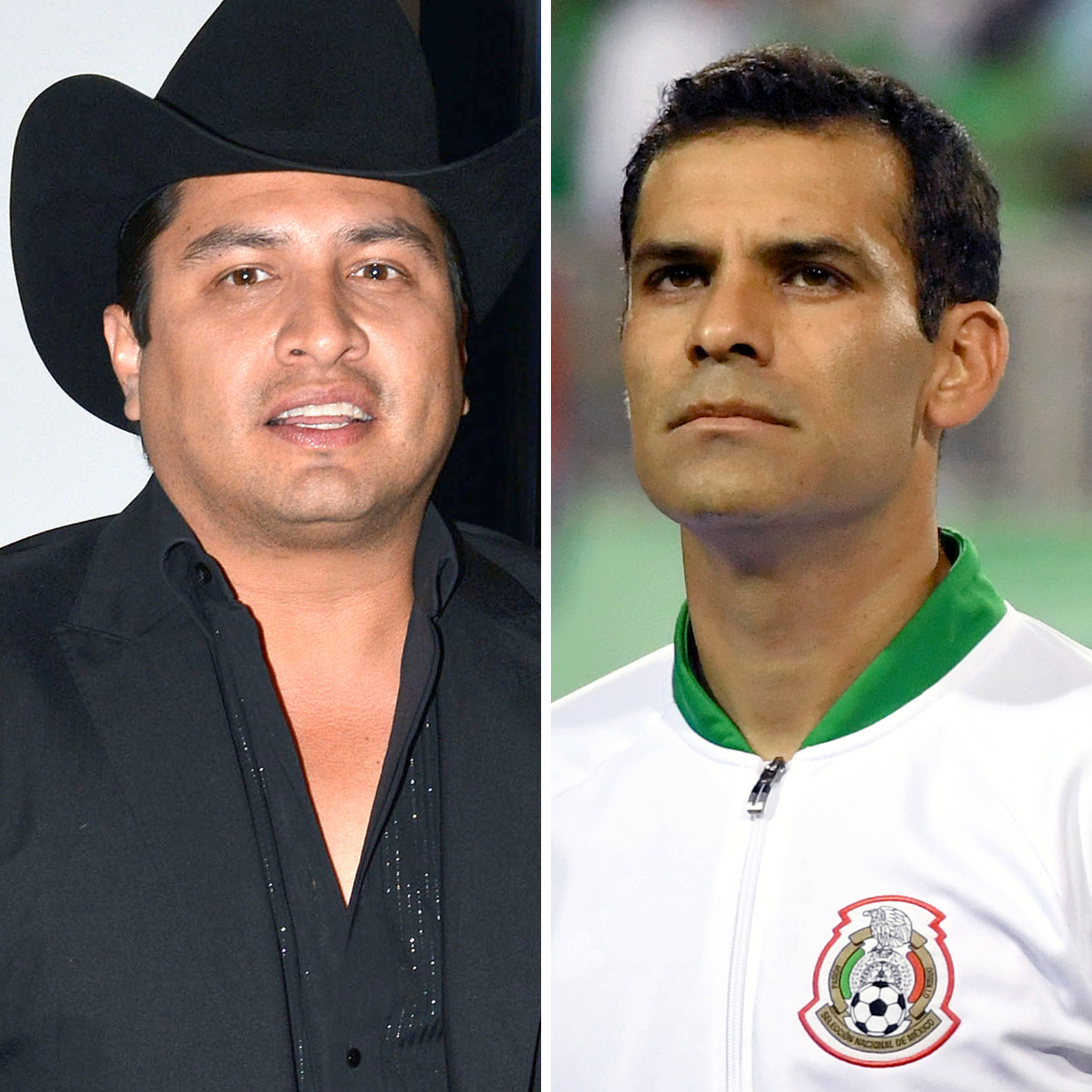 Julión Álvarez y Rafa Marquez