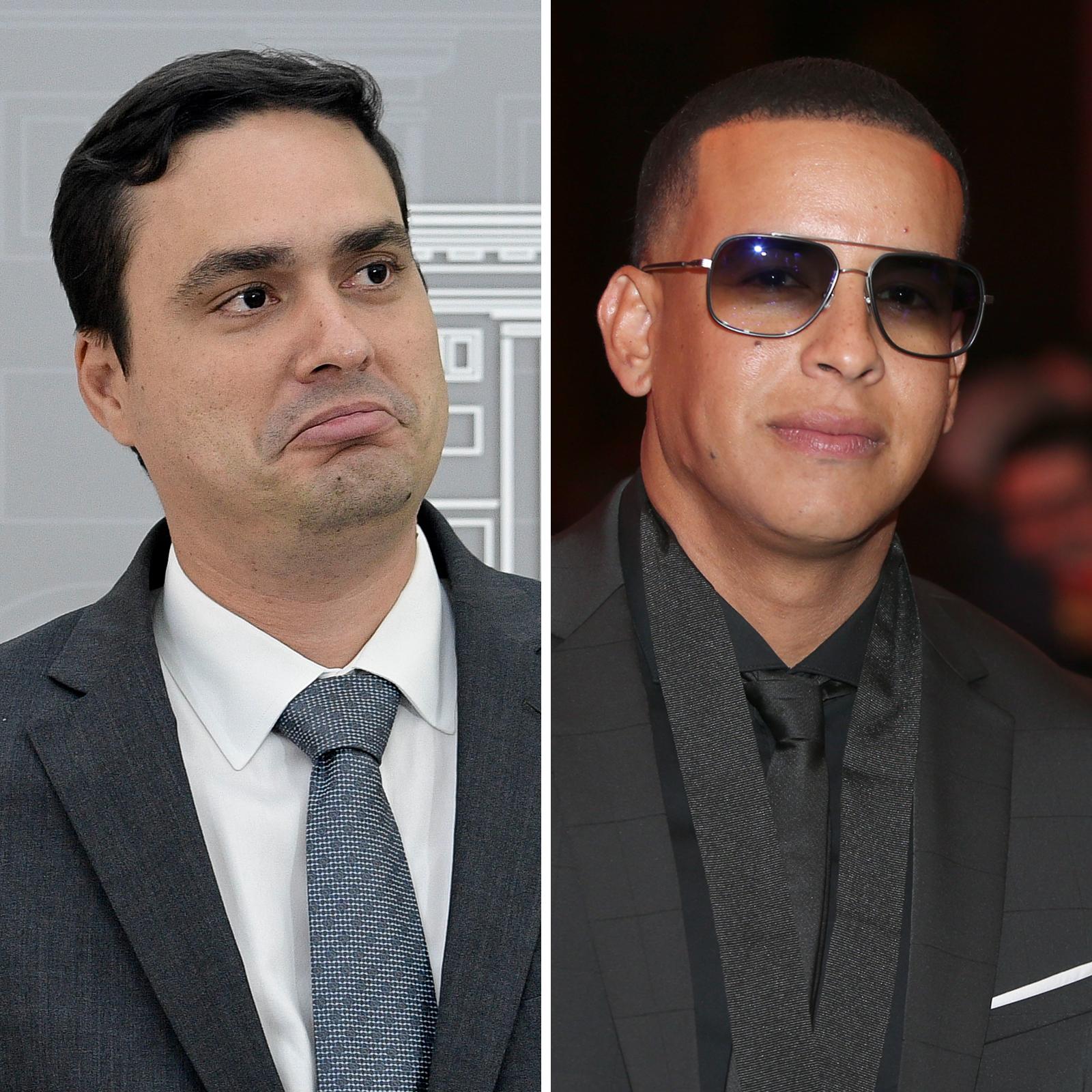Ramón Rosario y Daddy Yankee