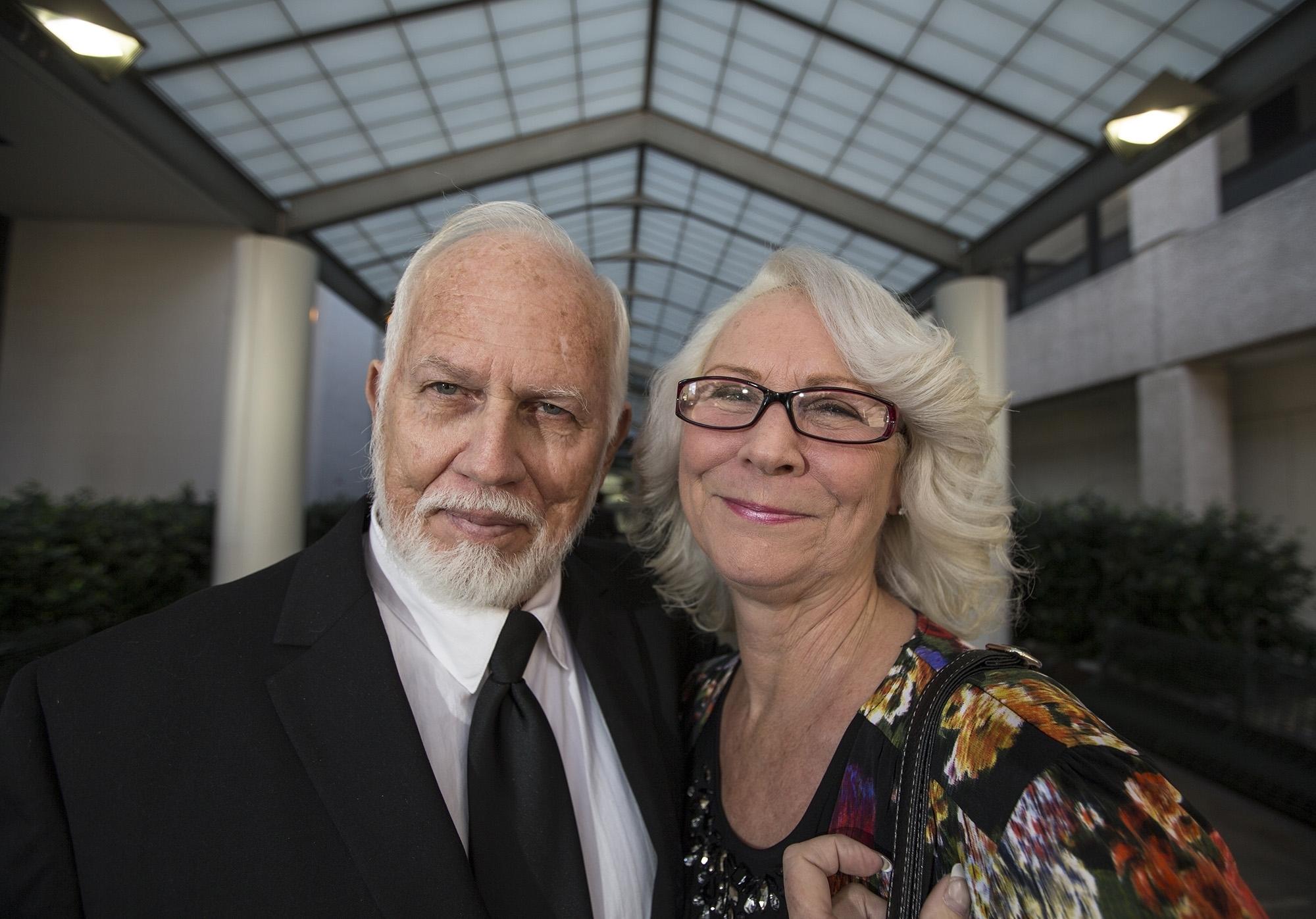 Dan and Fran Keller
