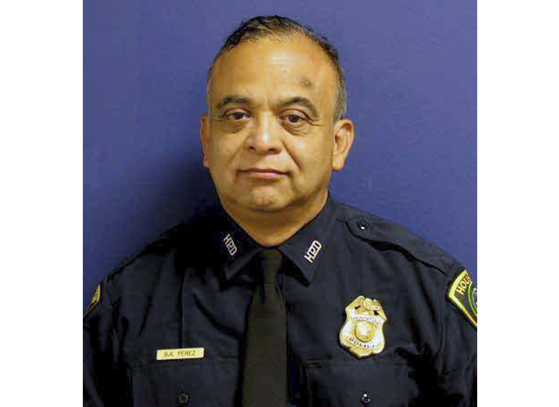 Sgt. Steve Perez