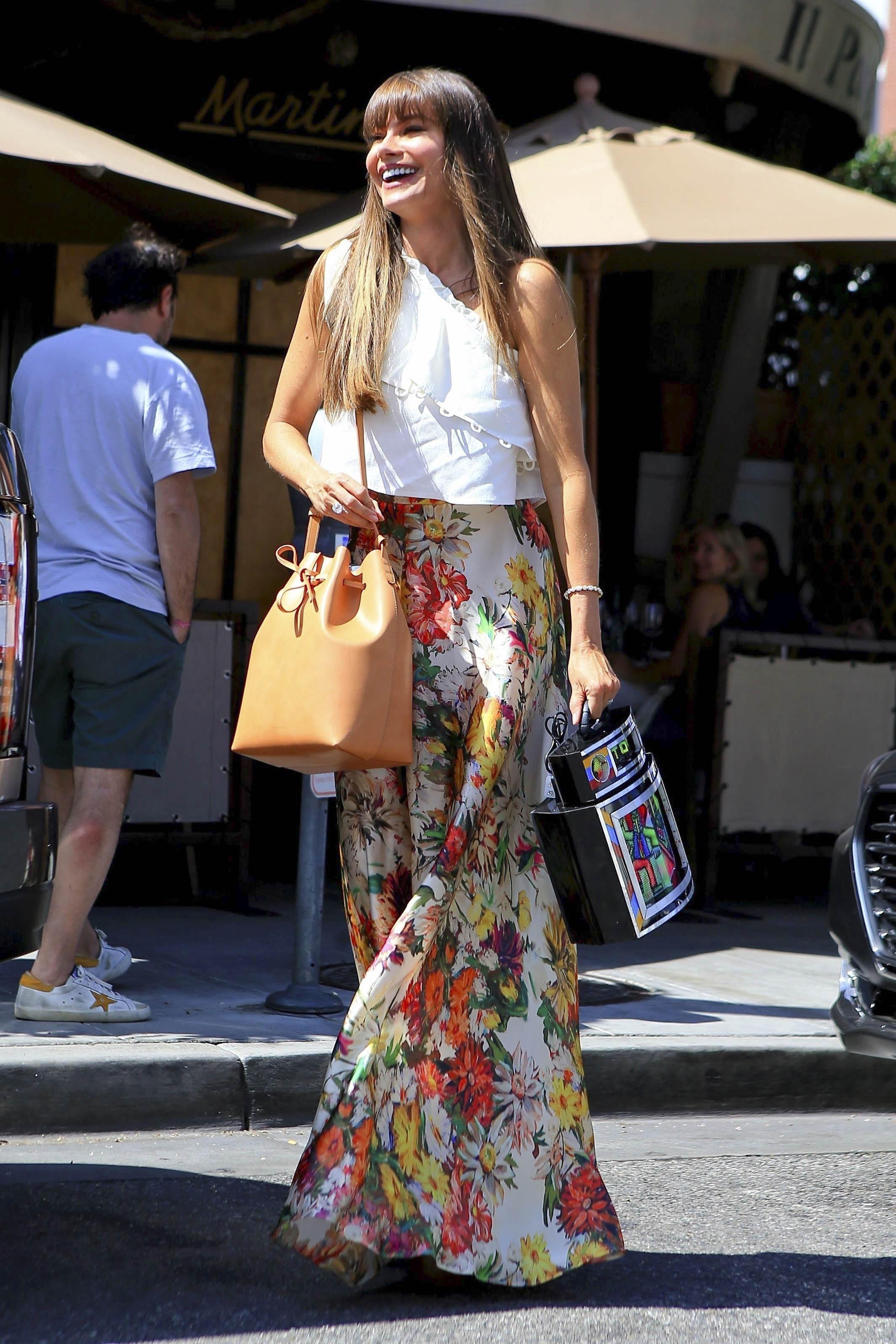 Sofia Vergara, looks, estilo, style