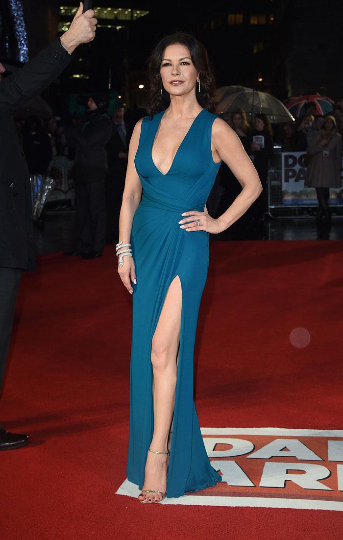 Catherine Zeta-jones, los mejores looks