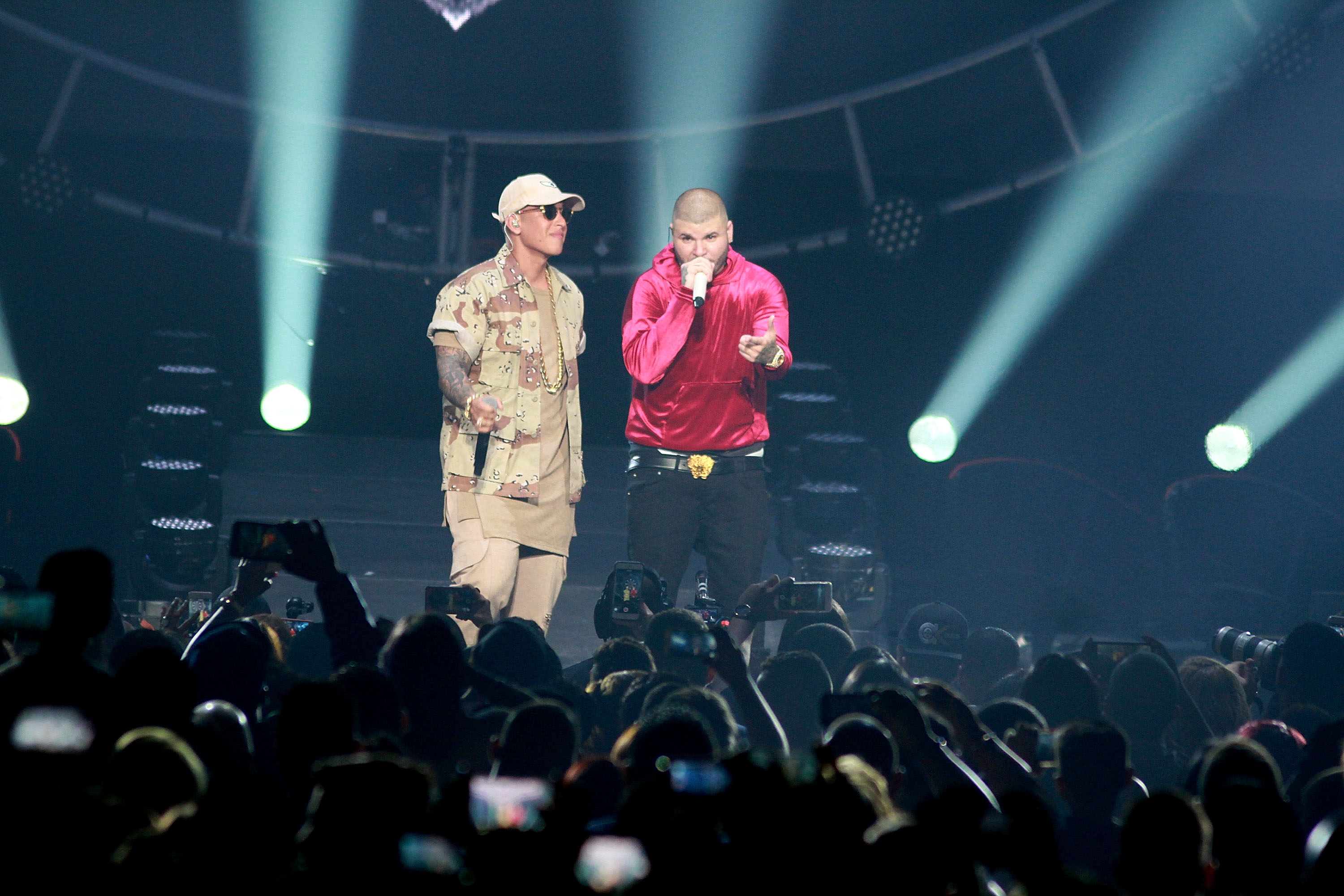 "Farruko In ""Visionary World Tour"" Concert"