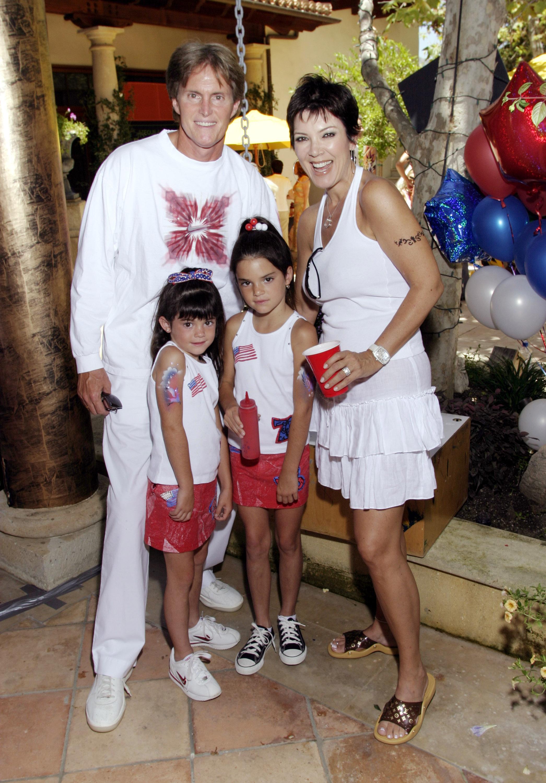 Kylie Jenner, Kendall Jenner, Kris Jenner, Bruce jenner