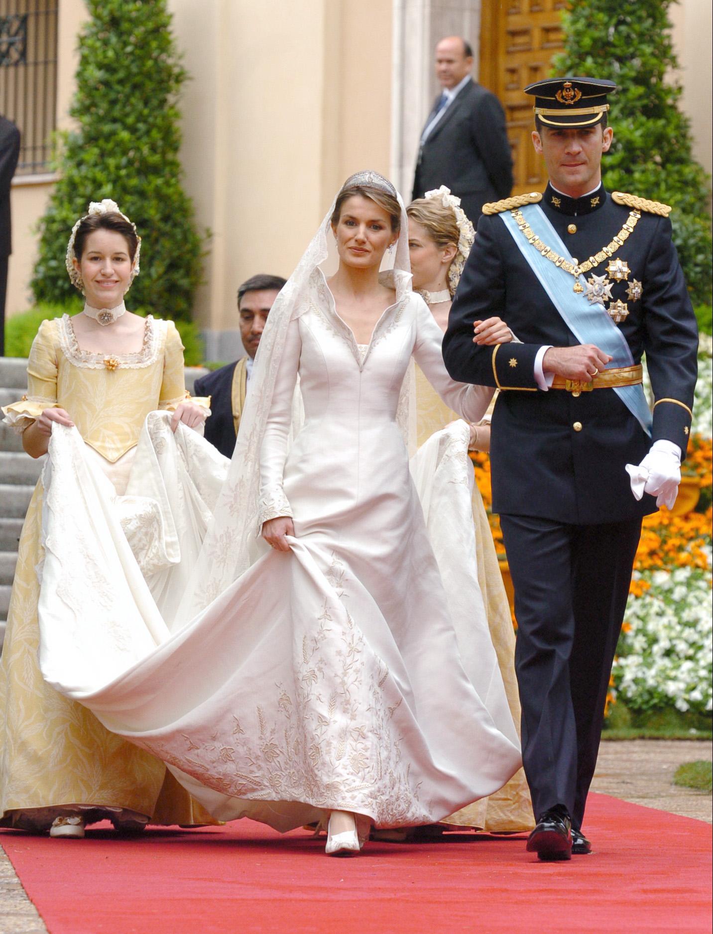 Prince Felipe de España letizia rocasolano