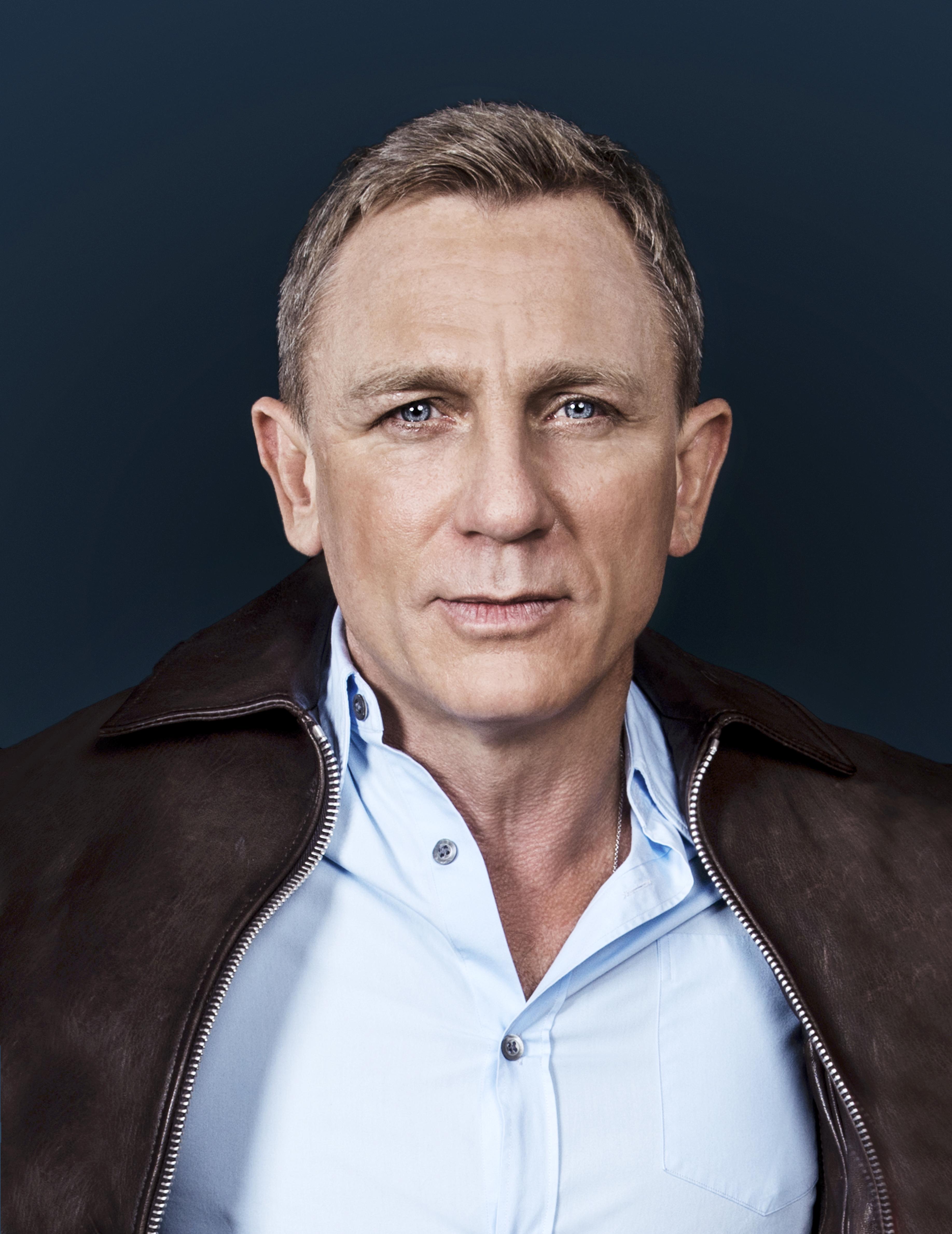 Daniel Craig, November 5, 2015