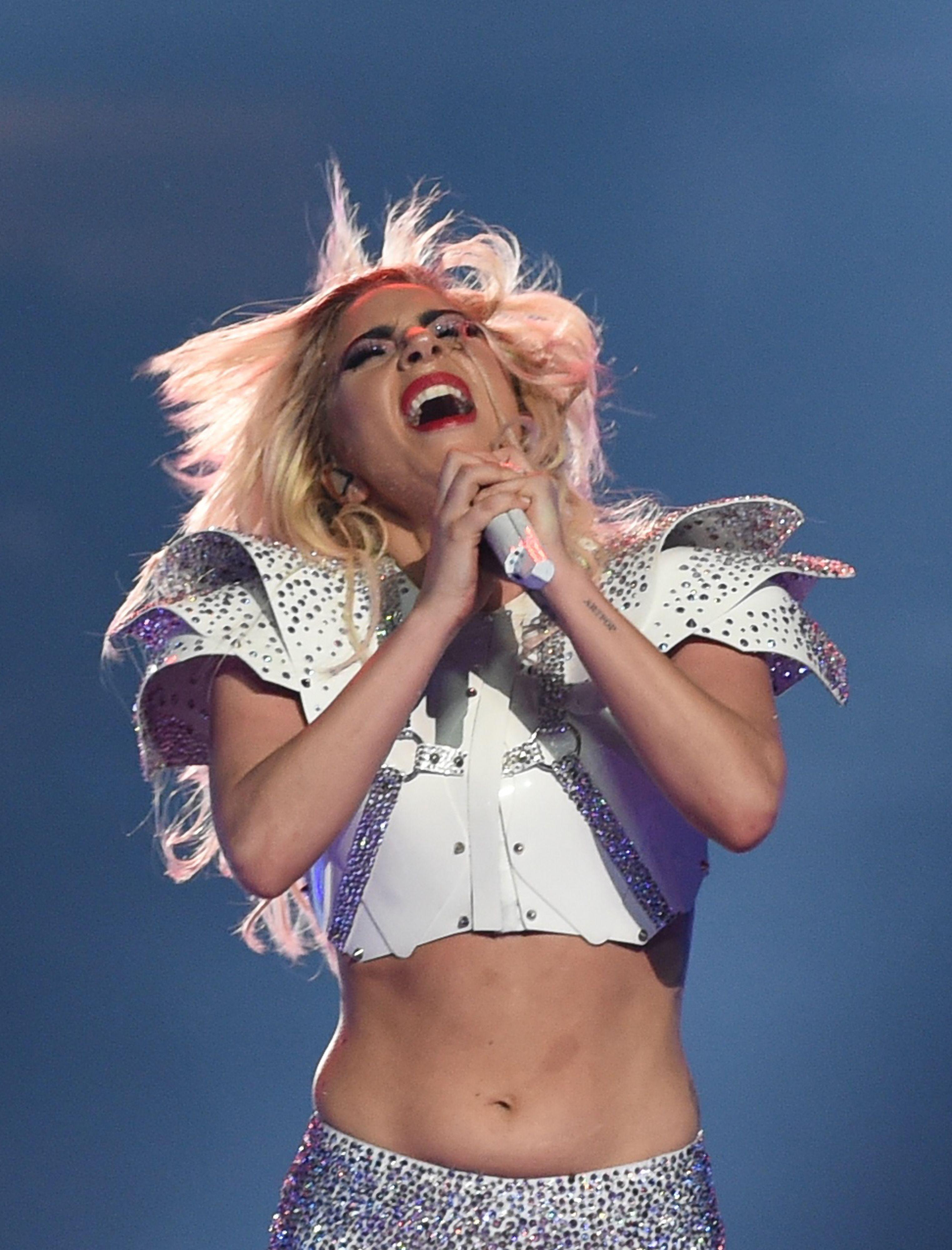 Lady Gaga, Superbowl