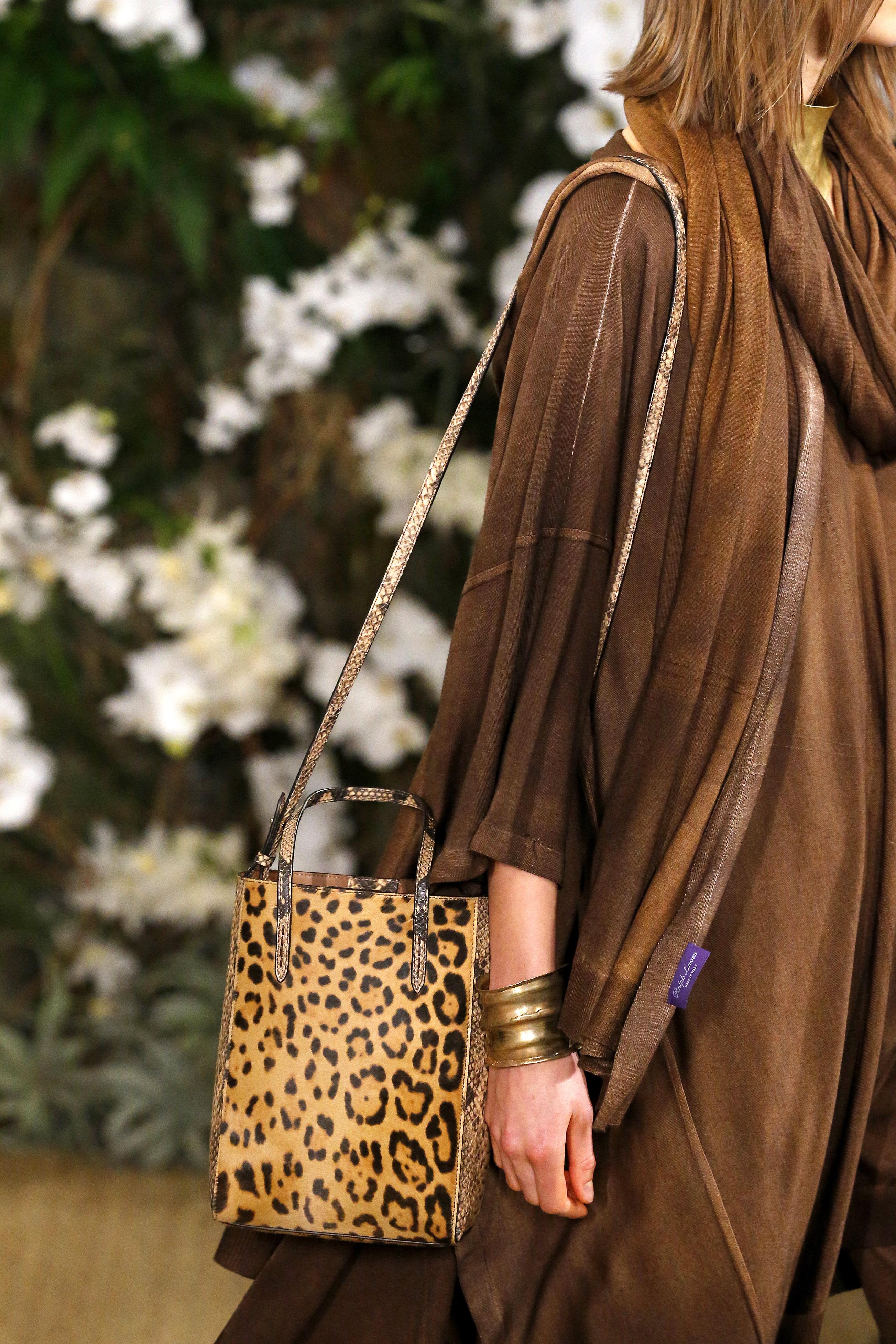Ralph Lauren - Details - New York Fashion Week Fall/Winter 2017/18