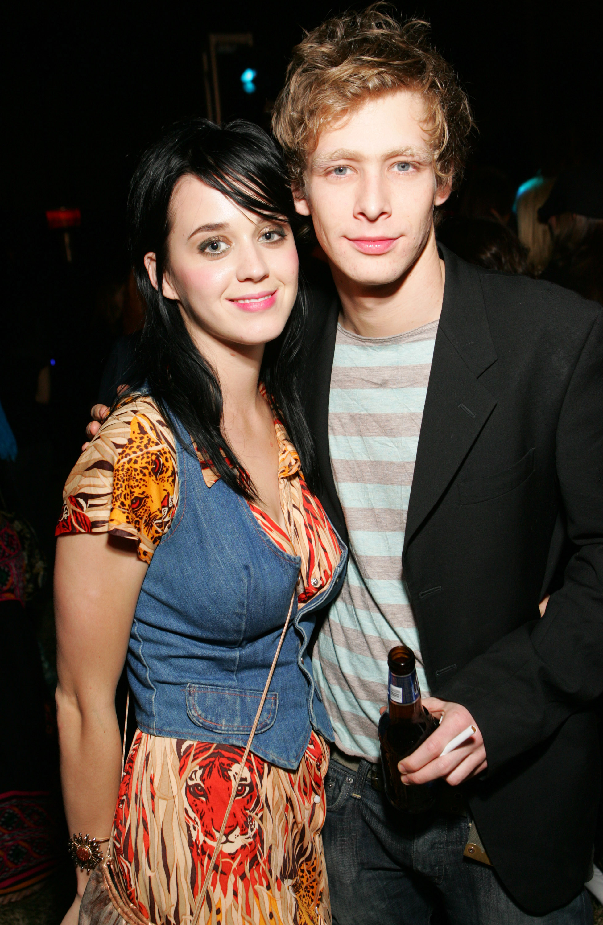 Johnny Lewis, Katy Perry