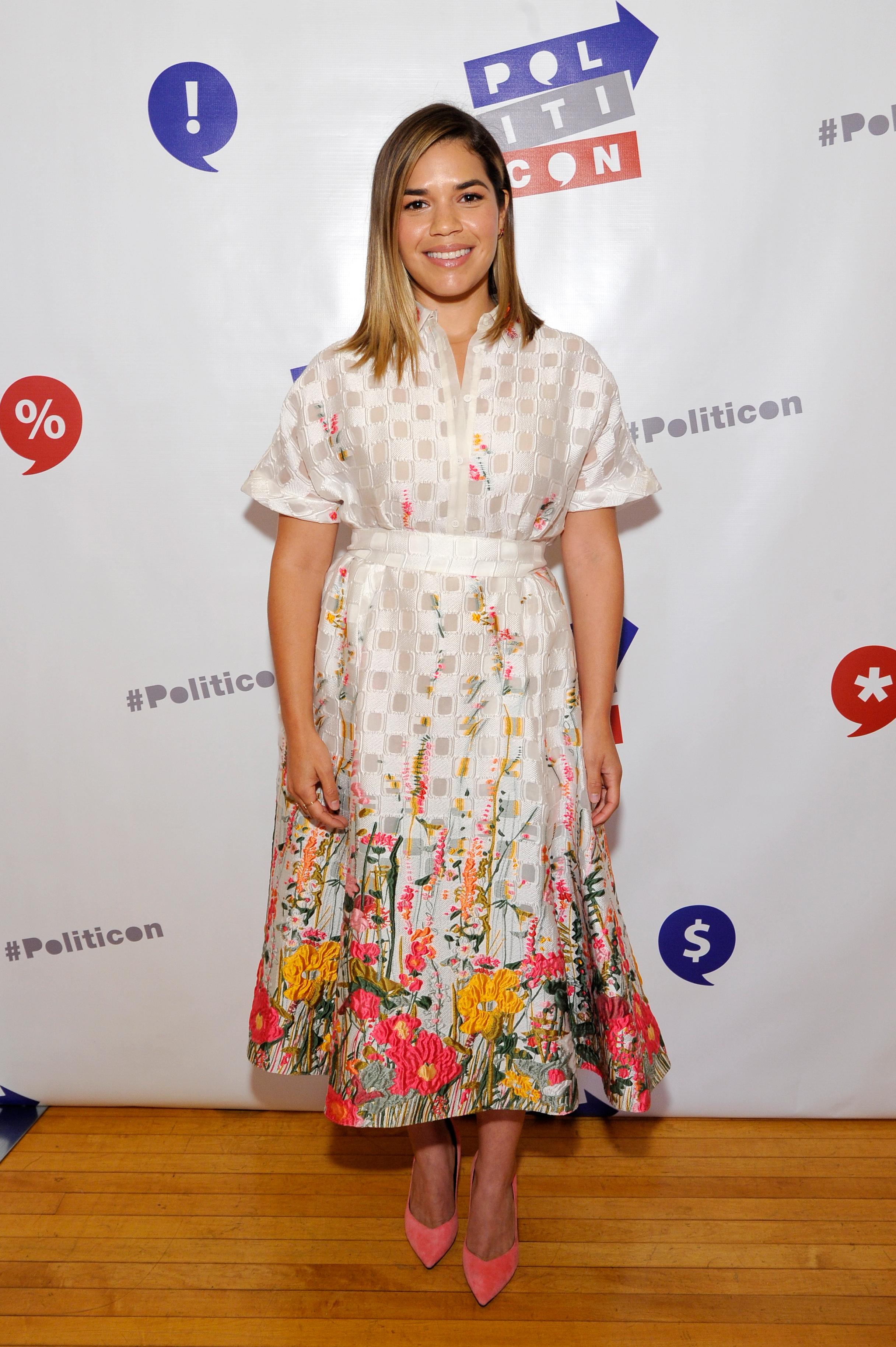America Ferrera, looks, style, estilo