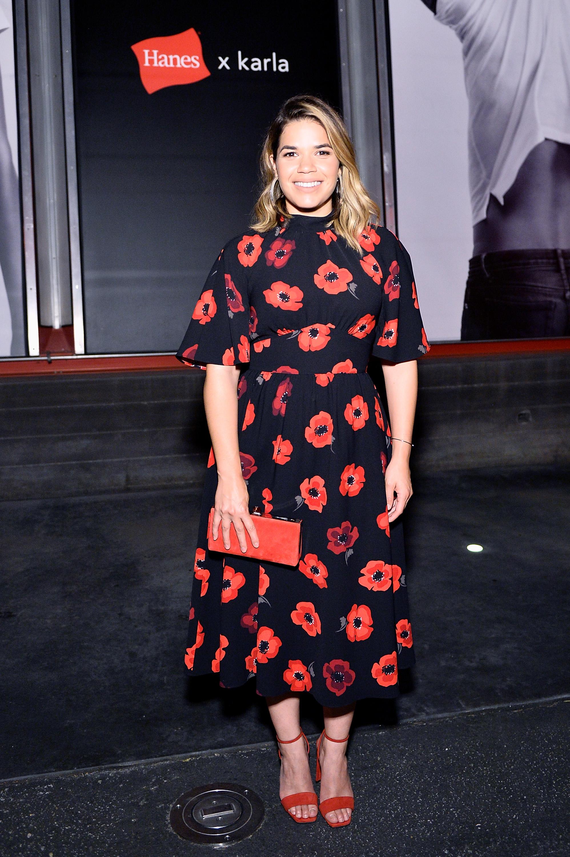 America Ferrera, looks, estilo, style