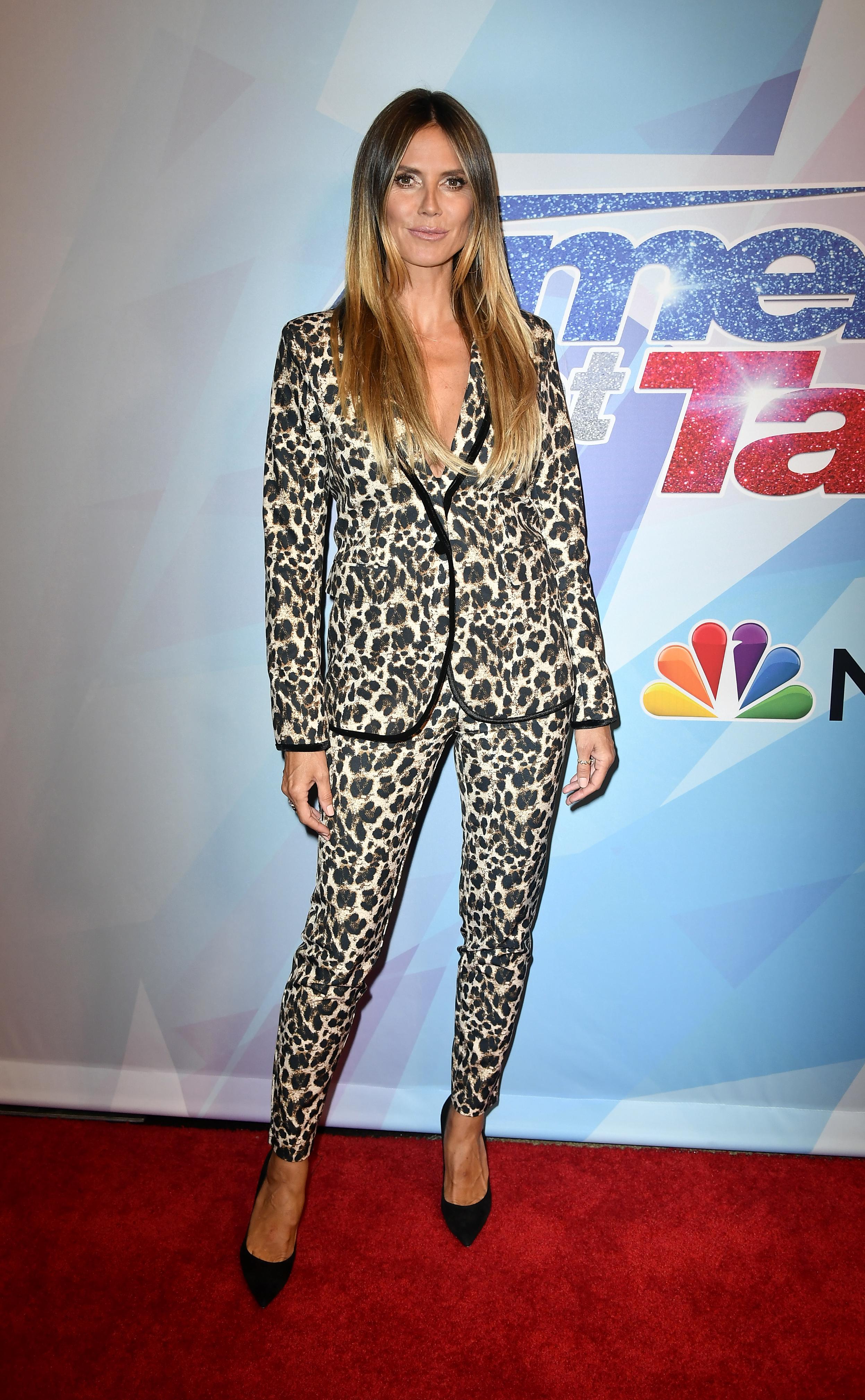 Heidi Klum, looks, estilo, style