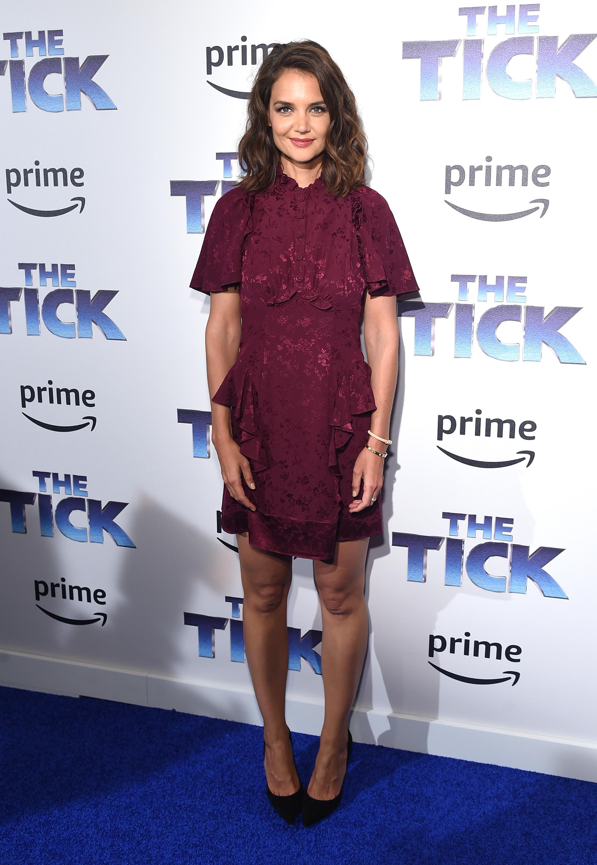 Katie Holmes, looks, estilo, style