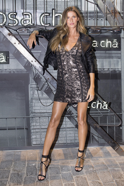 Gisele Bundchen, looks, estilo, style