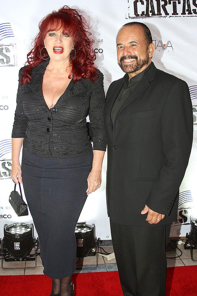 Iris Chacón y Junno Faria