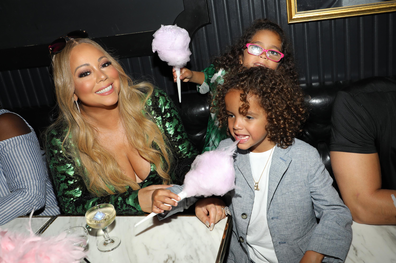 Mariah Carey, Moroccan, Monroe