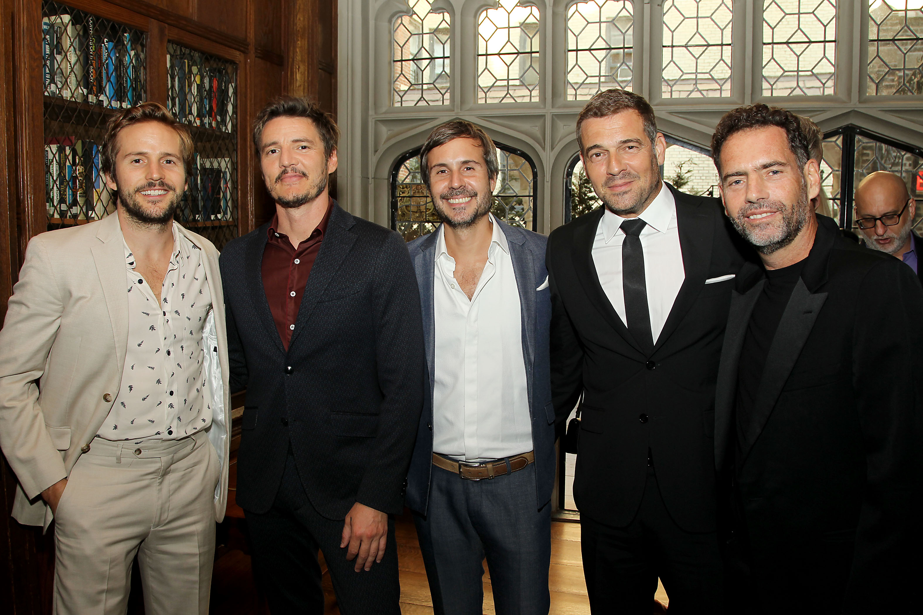 "Netflix Original Series ""Narcos"" Season 3 Q & A Event  at The Explorers Club New York City"
